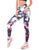 Legging Fusô Empina Bumbum Fact Floral