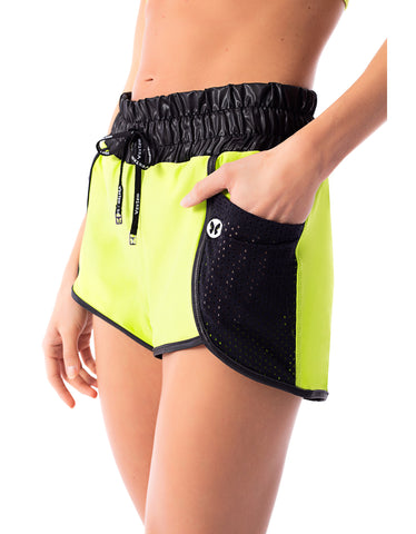 Shorts Lux Verde Lime