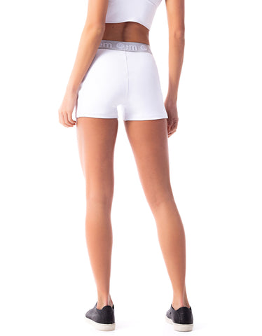 Shorts Space Branco