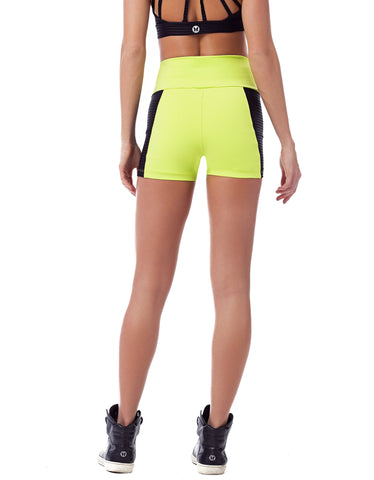 Shorts Filmy Verde Lime