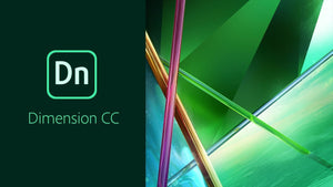 Adobe Dimension CC 2019 v2.0 64-Bit - Full Version for PC - Lifetime License
