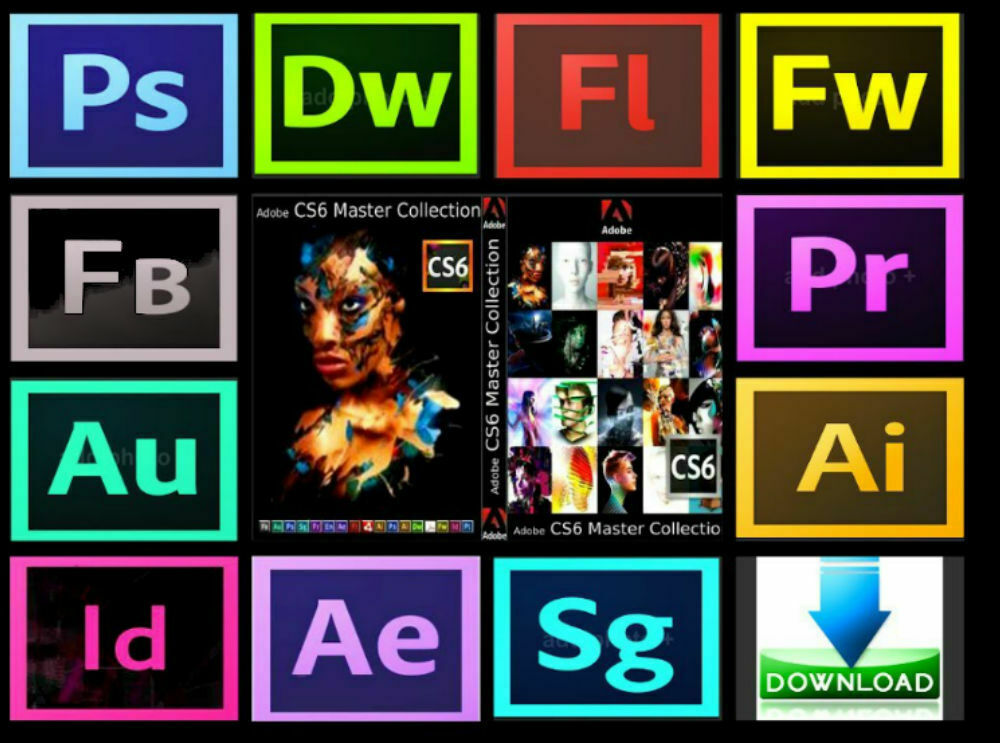 Adobe Master Collection 2019 - version 4.0
