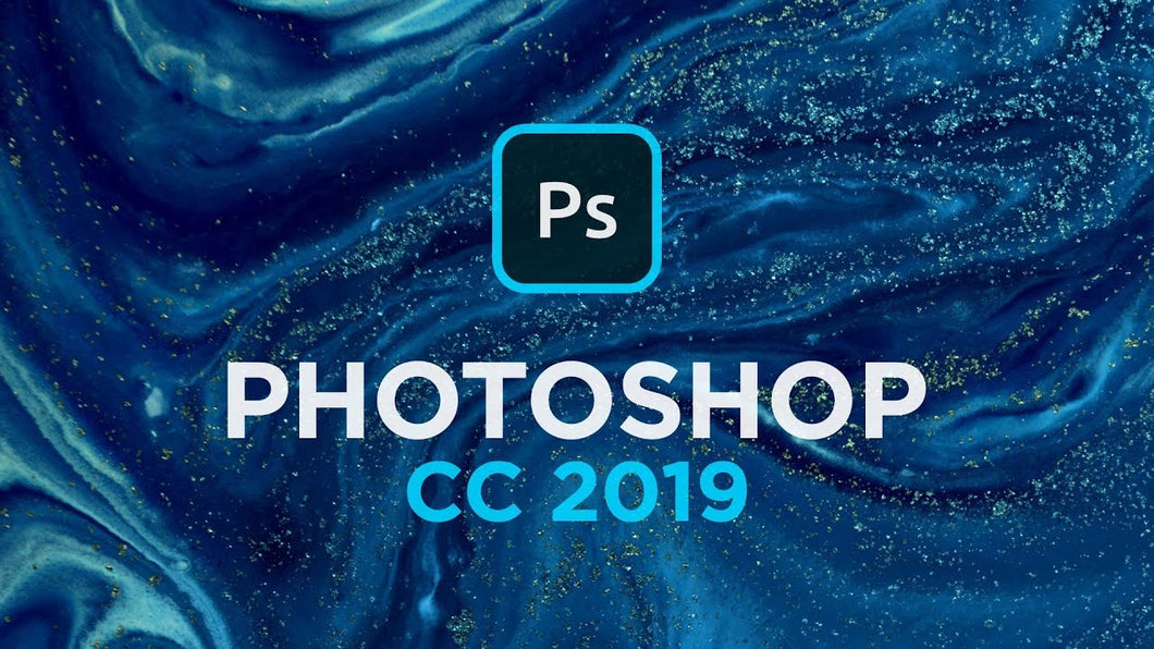 Adobe Photoshop CC 2019 - Full Version - Lifetime License [LIMITED OFFER]
