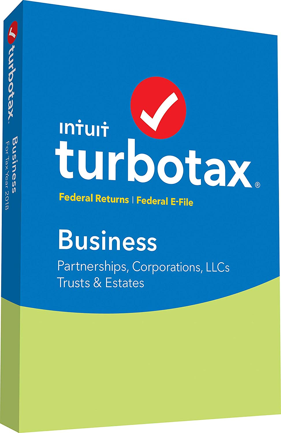 TurboTax Business 2018 (PC Version)  Older Version