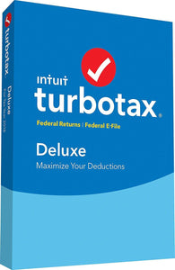 TurboTax Delux 2018 (PC Version) Older Version