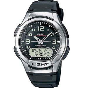 Casio wrist watch men's quartz