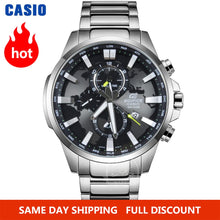 Load image into Gallery viewer, Casio watch men Edifice top luxury set 100 Waterproof Luminous Watchs Sport men watch military quartz wrist Watch relogio reloj