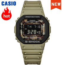 Load image into Gallery viewer, Casio watch men g shock top luxury set military sport wrist relogio digital watch Camouflage quartz men watch masculino