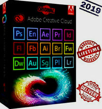 Load image into Gallery viewer, Adobe Master Collection 2019 - version 4.0