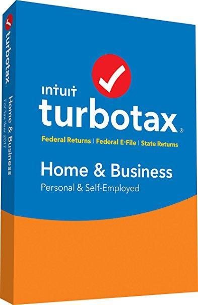 TurboTax Home & Business 2013 (PC Version)