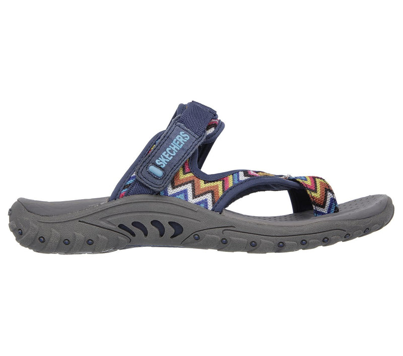 Skechers Women's Reggae Zig Swag Navy
