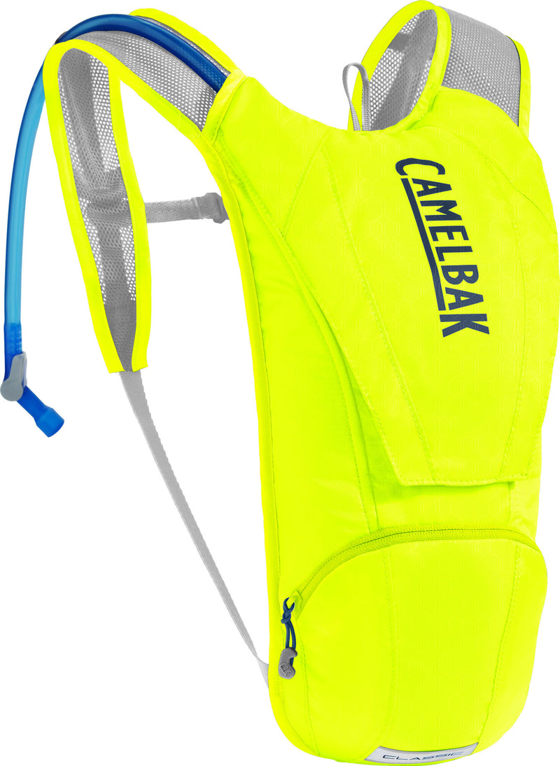 CamelBak Classic Cycling Hydration Pack Safety Yellow/Navy