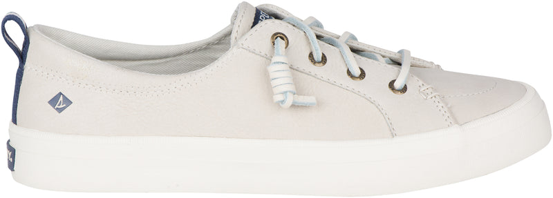 Sperry Women's Crest Vibe Washable Sneaker Ivory