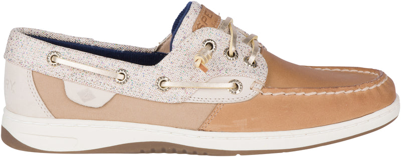 Sperry Women's Rosefish Sparkle Boat Shoe