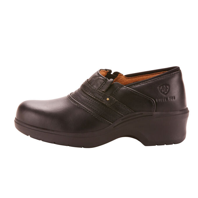 Ariat Women's Safety Clog Steel Toe Black
