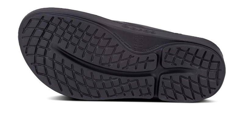 Oofos Women's Ooriginal Sandal Black
