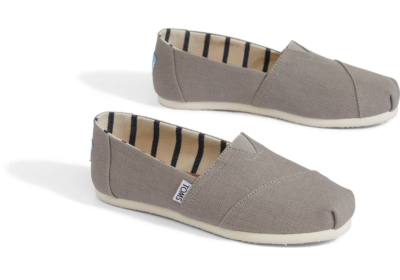 Toms Grey Morning Dove Women's Classics
