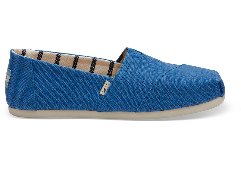 Toms Blue Crush Heritage Canvas Women's Classics