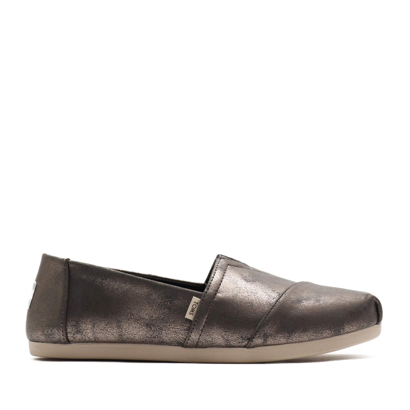 Toms Women's Classic Synthetic Forged Iron Shimmer