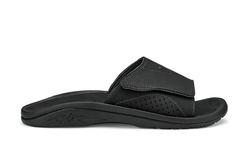 Olukai Men's Nalu Slide Black