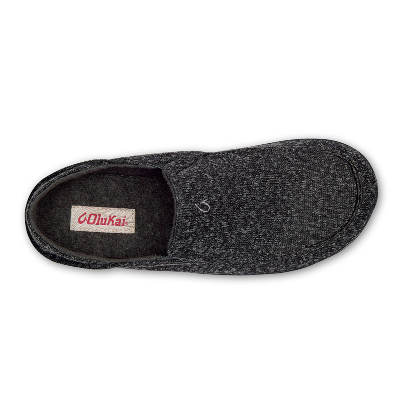Olukai Men's Moloā Hulu Black