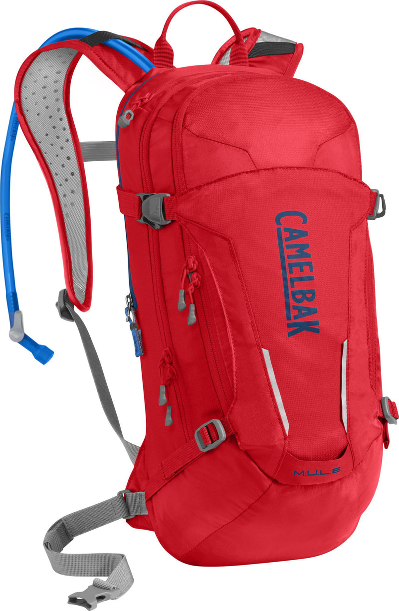 CamelBak LOBO Cycling Hydration Pack Racing Red/Pitch Blue