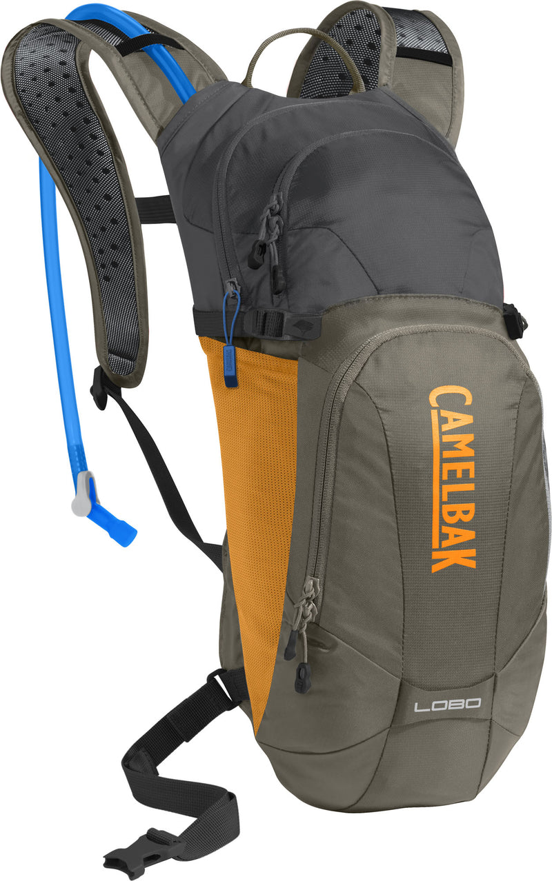 CamelBak LOBO 100oz Cycling Hydration Pack Shadow Grey/Charcoal