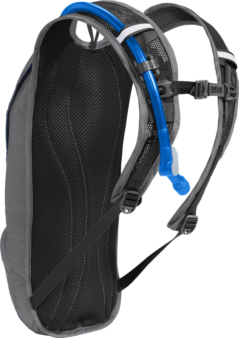 CamelBak Classic 85oz Hydration Cycling Pack Graphite/Black