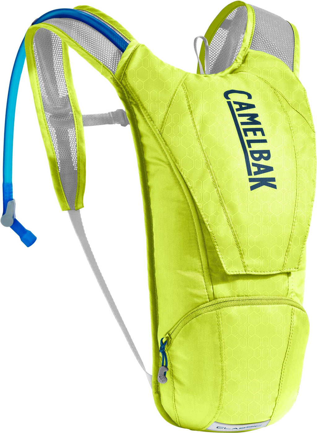 CamelBak Classic 85oz Hydration Cycling Safety Yellow/Navy