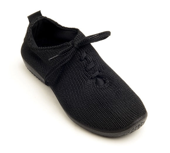 Arcopedico Women's Knit LS Black