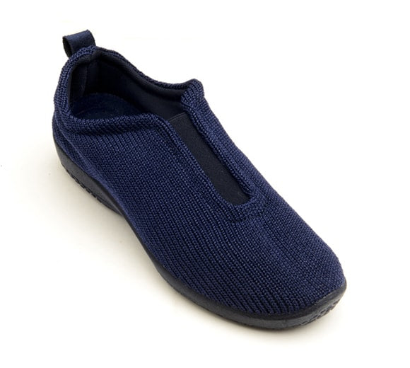 Arcopedico Women's Knit ES Navy