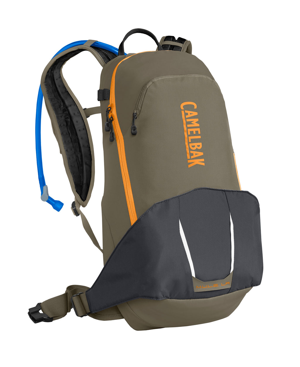 CamelBak M.U.L.E LR 15 100oz Hydration Pack Shadow Grey/Black