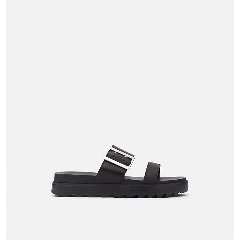 Sorel Women's Roaming™ Buckle Slide Black