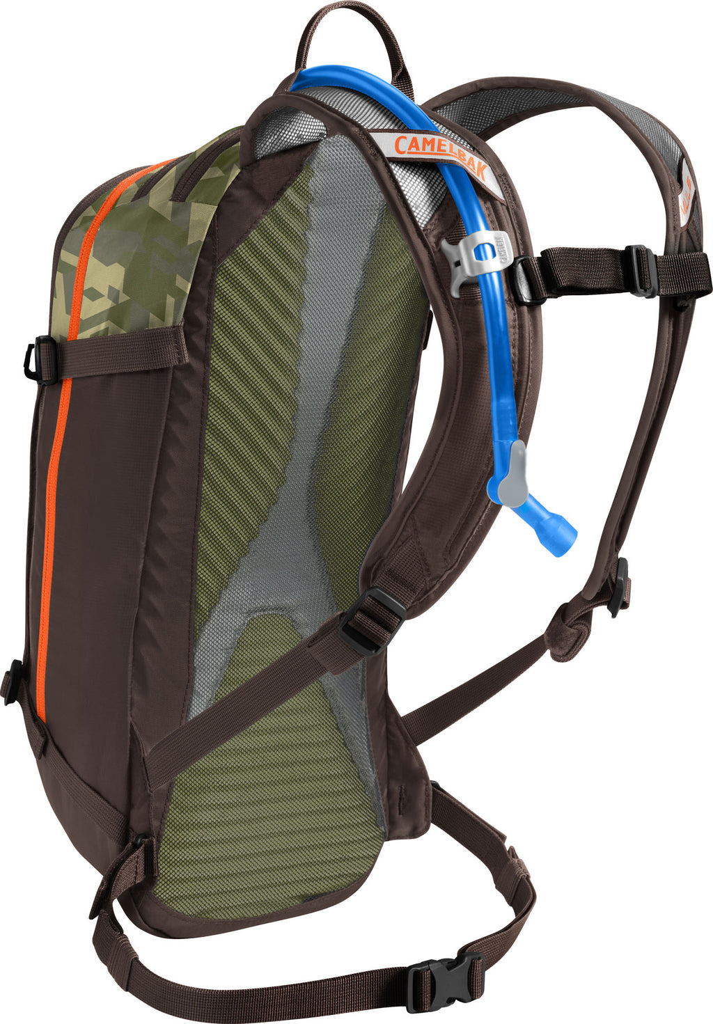 CamelBak M.U.L.E Mountain Biking Hydration Pack Brown Seal/Camelflage