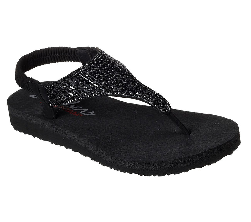Skechers Women's Meditation Black/Black