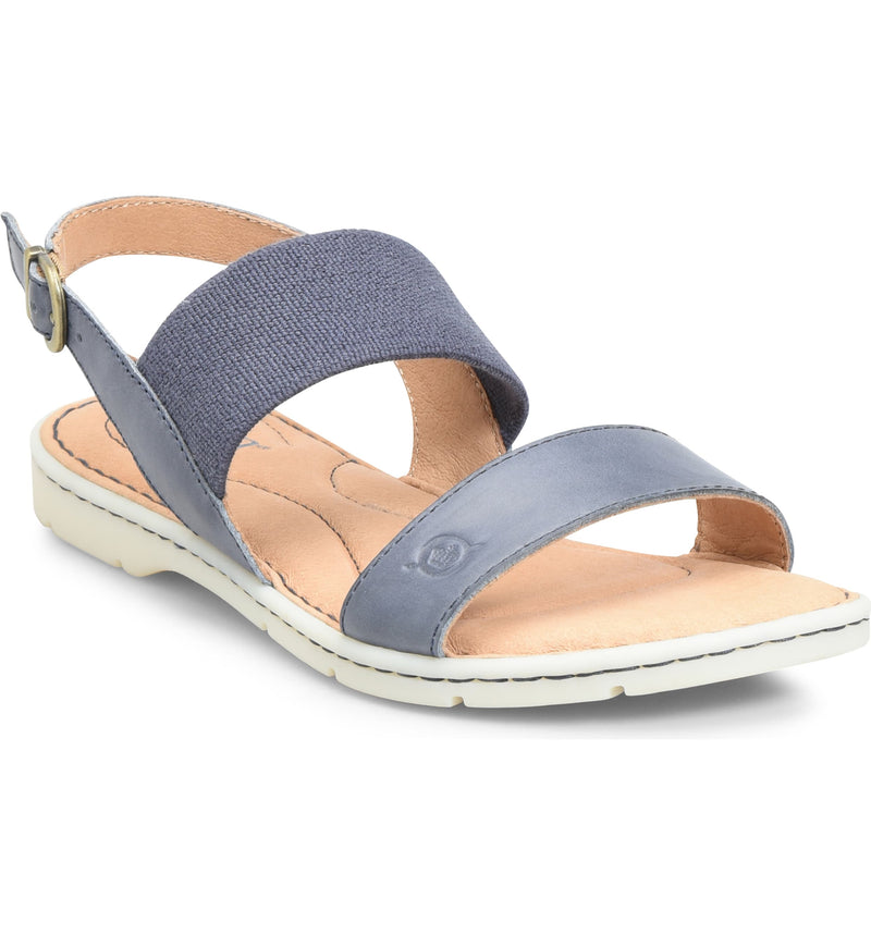 Born Women's Tusayan Light Blue Leather