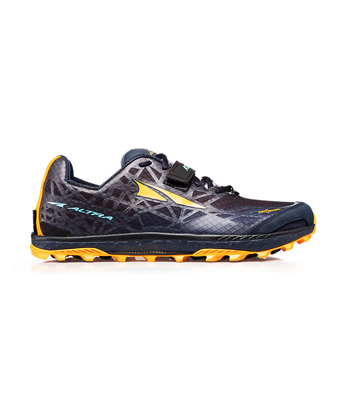 Altra Men's King MT 1.5 Black/Orange