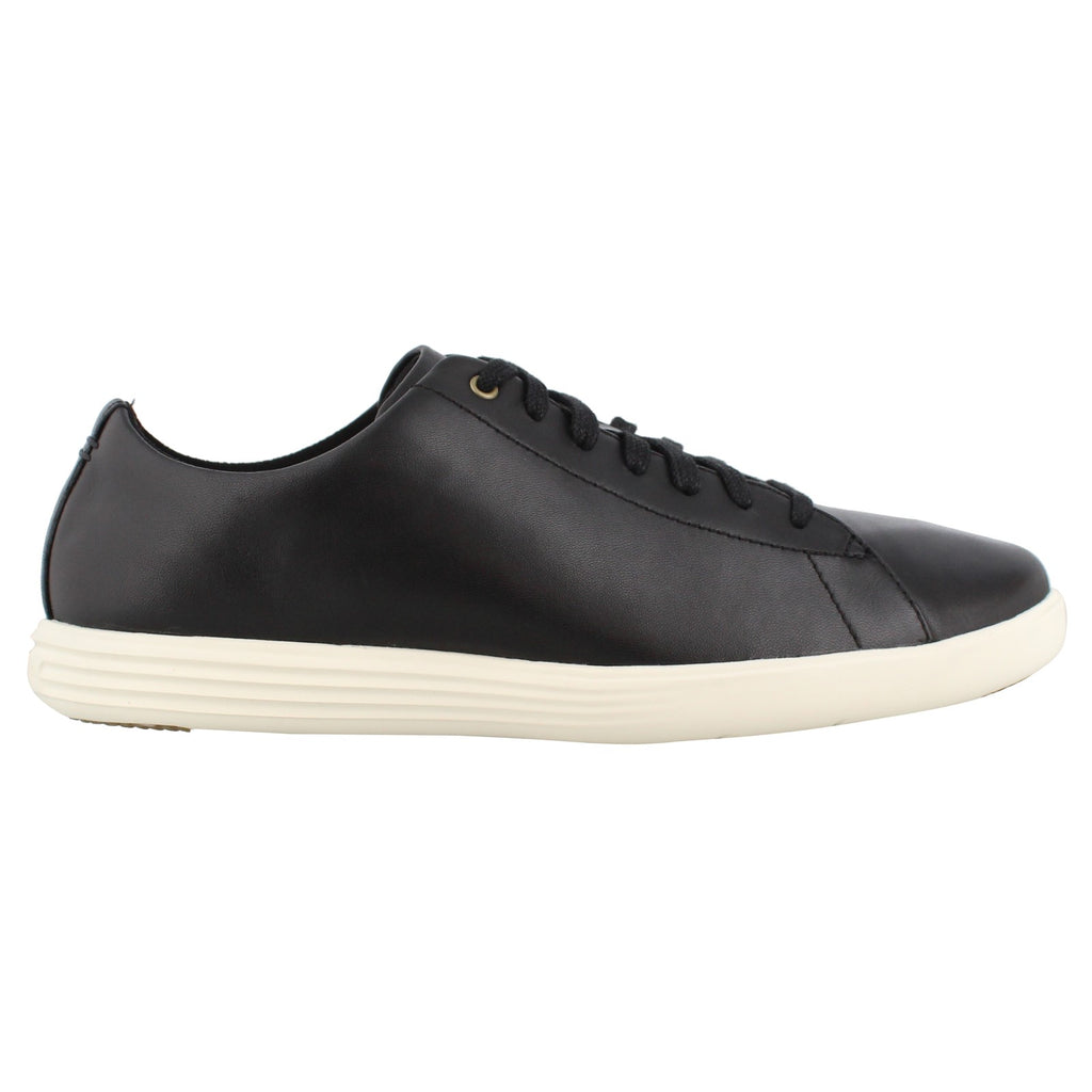 Cole Haan Men's Grand Crosscourt Black/Optic White