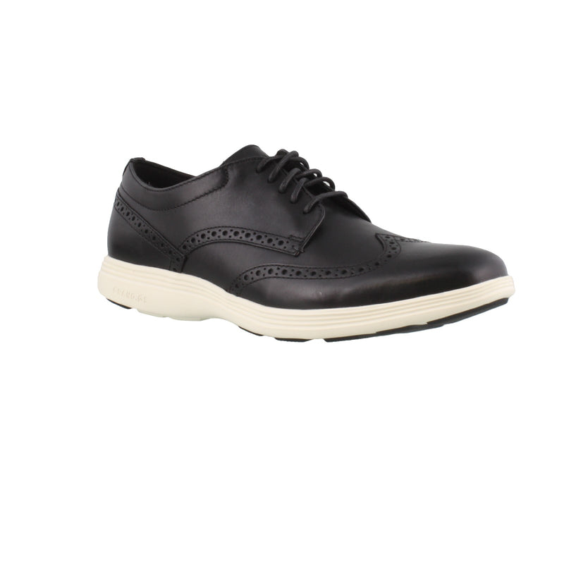 Cole Haan Men's Grand Tour Wing Ox Black