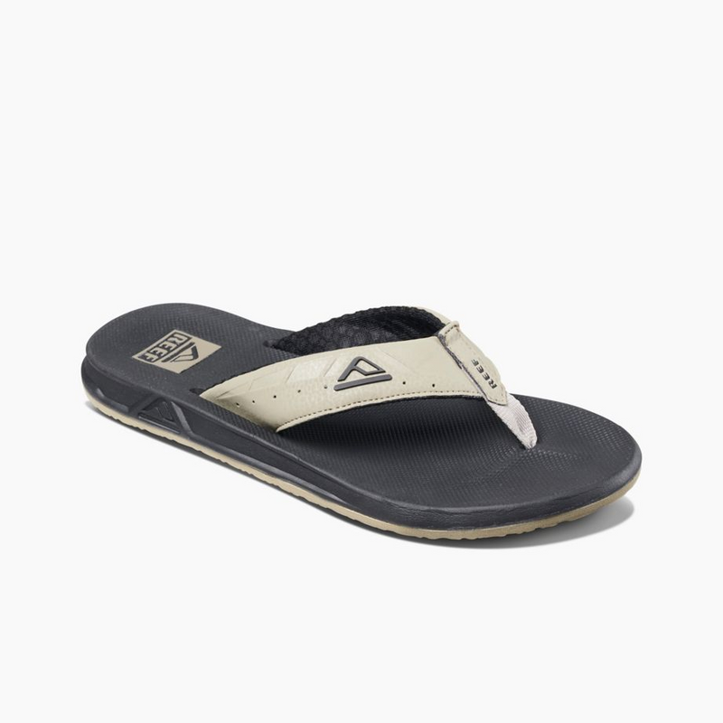 Reef Men's Phantoms Sport Sandal Black/Tan
