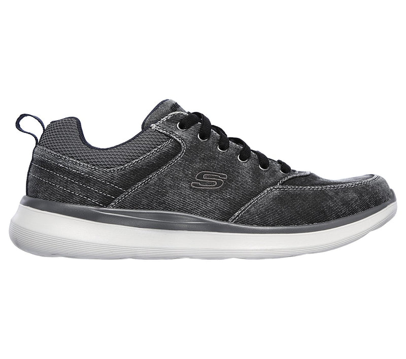 Skechers Men's Delson 2.0 - Kemper Black