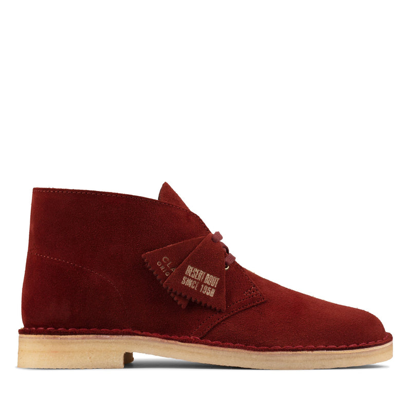 Clarks Women's Wallabee Maple Suede