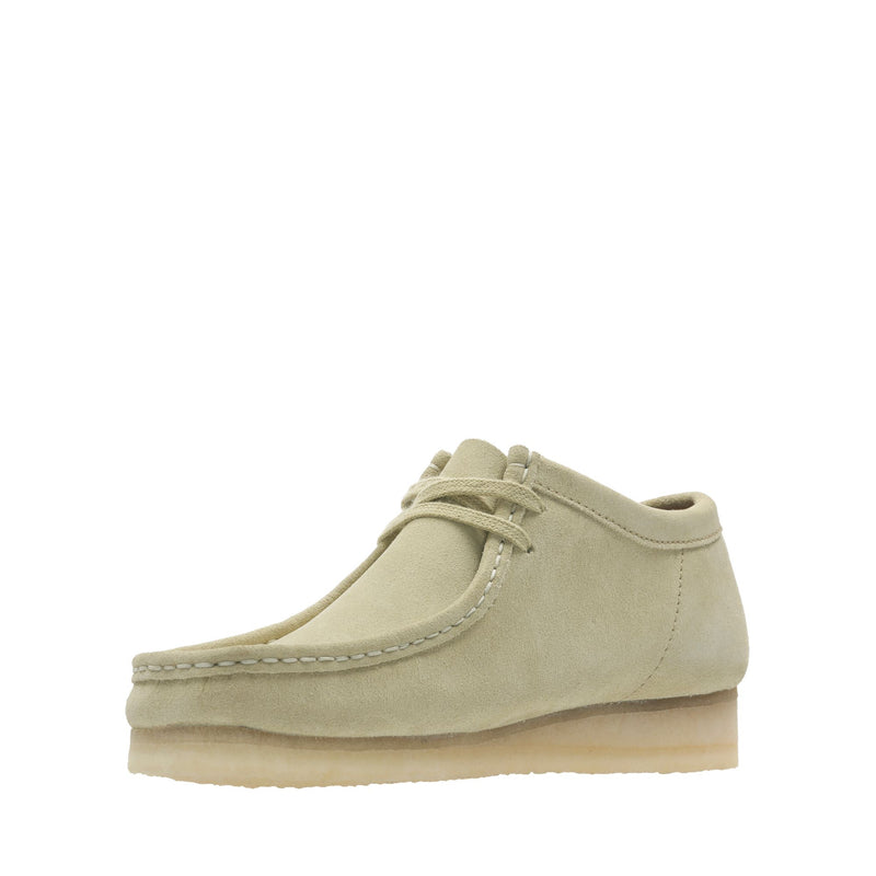 Clarks Men's Wallabee Maple Suede
