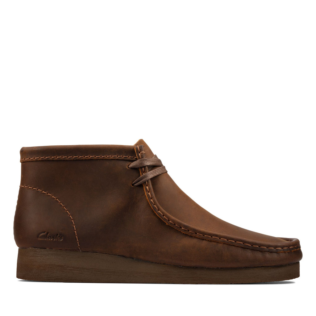 Clarks Men's Wallabee Boot 2 - Beeswax Leather