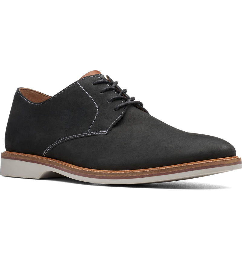 Clarks Atticus Lace Oxford Men's Black