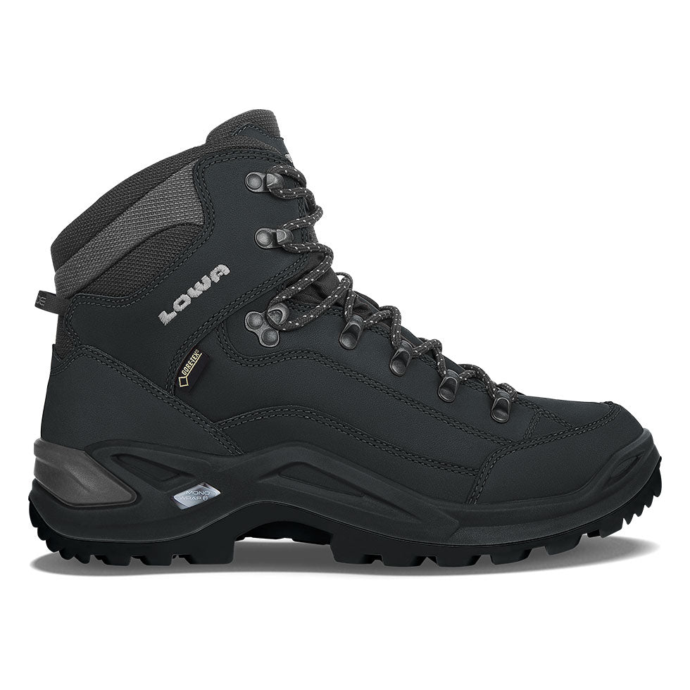 Lowa Men's Renegade GTX MID Deep Black