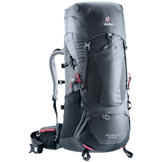 Deuter Futura 30 Hiking Backpack Black