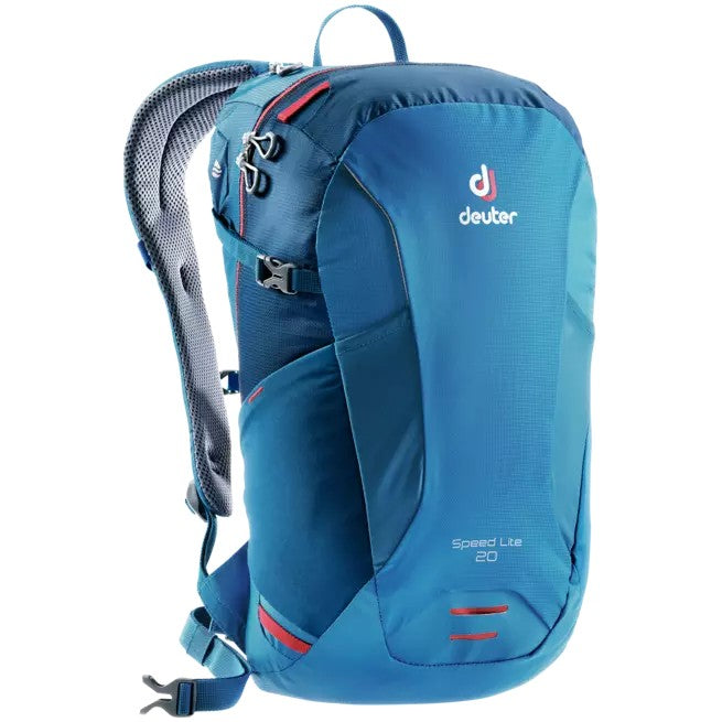 Deuter Aircontact Lite 40 + 10 Trekking Backpack Denim/Arctic