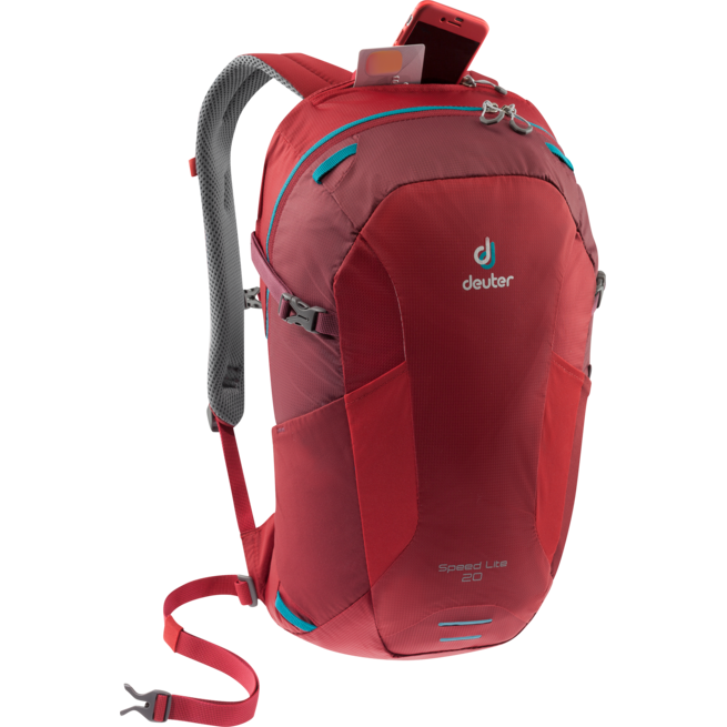 Deuter Speed Liter 20 Hiking Backpack Cranberry/Maroon