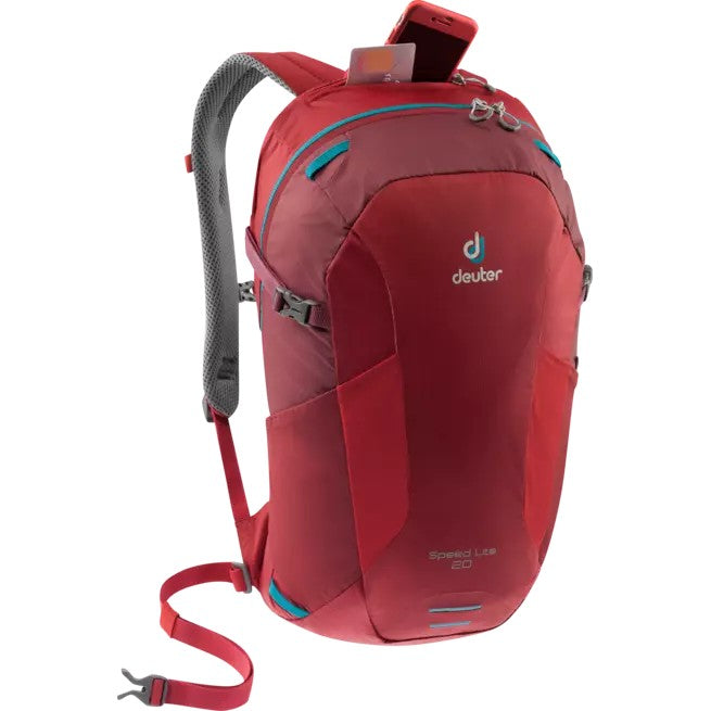 Deuter Speed Lite 32 Hiking Backpack Cranberry/Maroon
